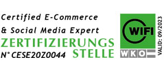 CESE - Certified eCommerce and Social Media Expert